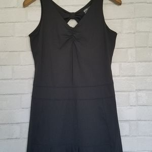 NEW Lija black pleated tennis dress